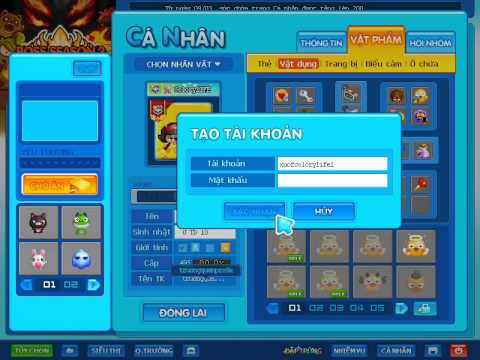 [Lỗi Game] Dis Tự Do Boom Online.avi