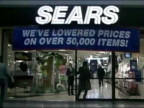 CBS Sunday Morning brief history of Sears