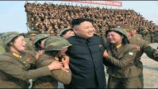 BREAKING USA Skorea military Drills trigger North Korea Kim Jo…