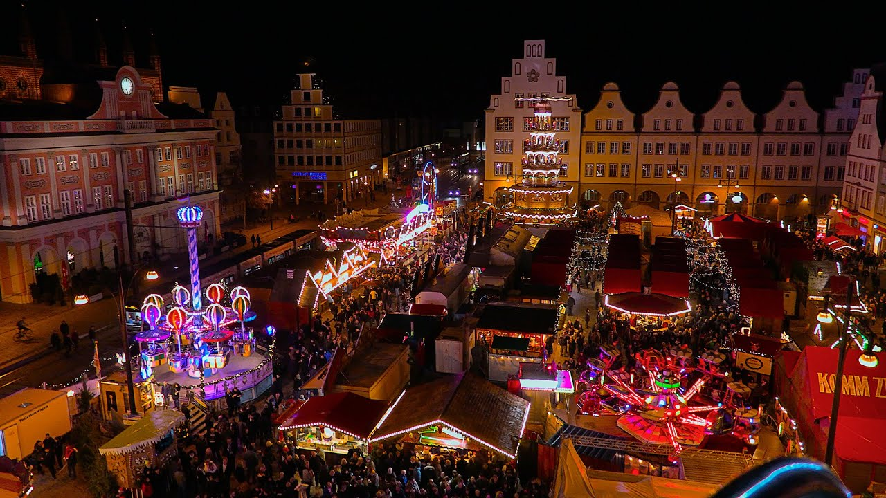 rostocker weihnachtsmarkt 2015 youtube. Black Bedroom Furniture Sets. Home Design Ideas