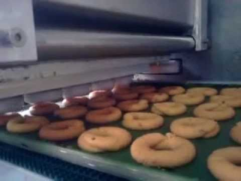 Kandil Simidi Makinasi , Mini bagel Machine