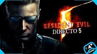 Jugando a las alcanzadas con Wesker | Resident evil 5 | (ESPAÑOL) [PC]