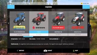 Zagrajmy w Symulator Farmy 2015 odc.1 wstęp zakup maszyn...