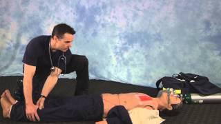 emt skills video individual trauma