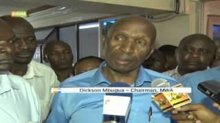 VIDEO: Matatu operators to paralyze city transport