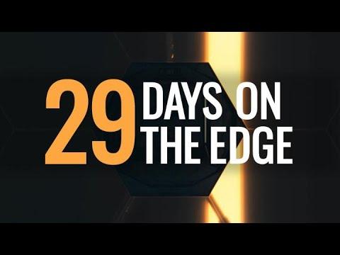 29 Days on the Edge - NASA Goddard