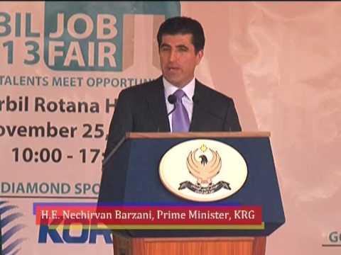 Erbil Manpower Company- Erbil Job Fair 2013