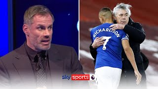 """Ancelotti was Everton's man of the match!"" 