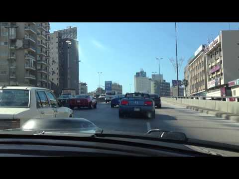 Muscle cars in beirut area