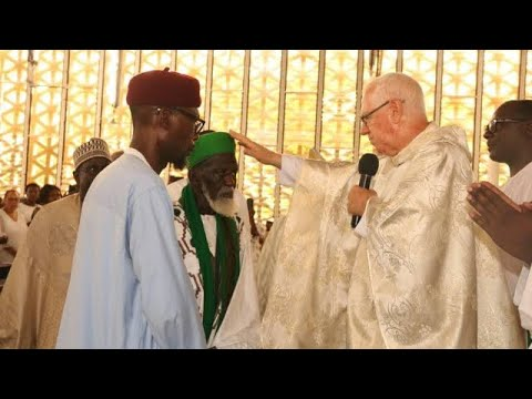 Chief Imam storms CHURCH commemoration of 100th BIRTHDAY