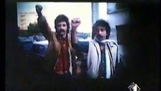 Eccezzziunale veramente (1982) - I capi della tifoseria juventina (scena tagliata)