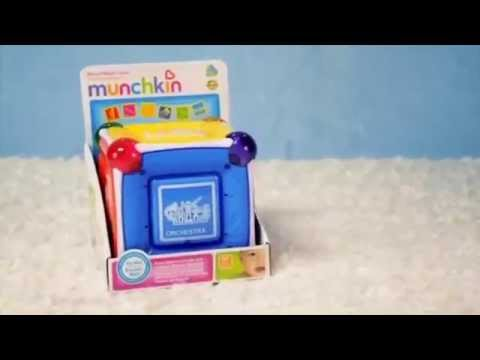 Munchkin Mozart Cube - Play And Demonstration | BabySecurity
