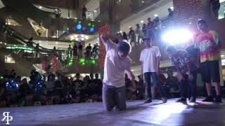 One Guerilla Flava vs Pre Skool Shoguns | Top4 | BOTY 2015 Singapore | RPProductions