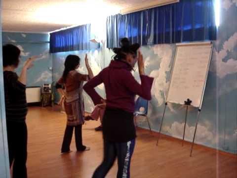 danza sagrada del festival de invierno DH