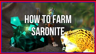 Saronite Ore Farming Guide - 3 Best Routes (World of Warcraft)