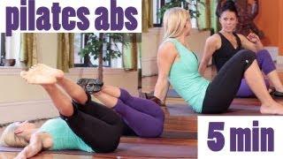 Pilates Ab Routine No Needles Tummy Tuck