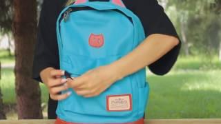 Обзор рюкзака с ушками от showroomunicorn