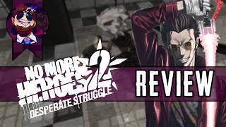 No More Heroes 2 Desperate Struggle (Wii) Review - SirCrackerBulb