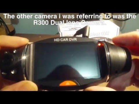 Dual Lens GPS HD Car DVR Dash Cam Video Recorder G-Sensor Camera US
