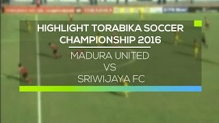 Video Gol Pertandingan Madura United u20 vs Sriwijaya FC