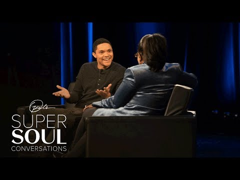 Trevor Noah: Our Character Shouldn't Change Based on Who's in Power | SuperSoul Conversations | OWN