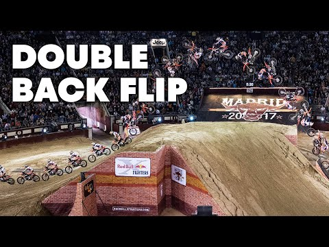 The Double Backflip is The New Standard | Top 3 runs from Red Bull X-Fighters 2017