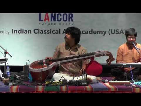 Rajesh Vaidhya ( Veena ) l  Global Heritage Music Fest 2017 l Web Streaming