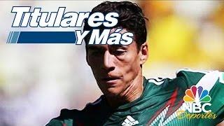 Héctor Moreno estará fuera 6 meses por lesión | Titulares y Más | NBC Deportes