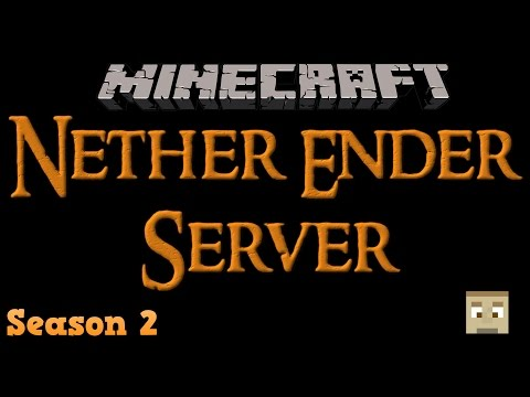 Nether Ender Server S:2 - July 16 - Paths to build