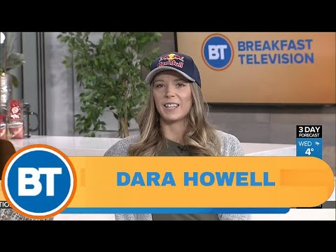 Canadian Freestyle Skier Dara Howell on the pressures of being an athlete