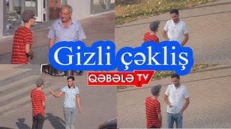 GİZLİ ÇƏKLİŞ-QƏBƏLƏ TV