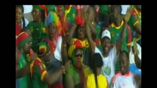 بالفيديو.. رقصة إفريقية مثيرة في مدرجات مباراة الكاميرون وبوركينا فاسو