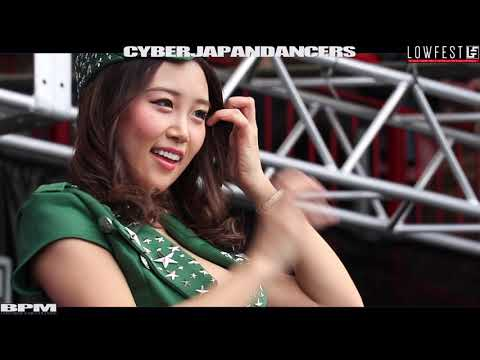 CYBERJAPANDANCERS【サイバージャパンダンサーズ】Haruka Riri Juri Natsune