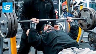 Bigger Chest Workout | Guy Cisternino, IFBB Pro