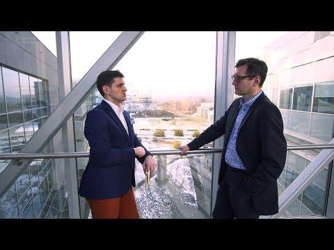O biotechnologii i tworzeniu leków na raka - Paweł Przewięźlikowski i Krzysztof Brzózka, Selvita