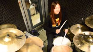 All Time Low : Backseat Serenade - drum cover