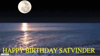 Satvinder  Moon La Luna - Happy Birthday