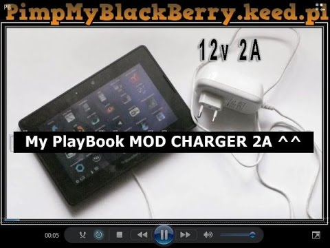 Blackberry playbook diy mod charger 12v 2a by pimpmyblackberry blackberry playbook diy mod charger 12v 2a by pimpmyblackberry cheapraybanclubmaster Choice Image