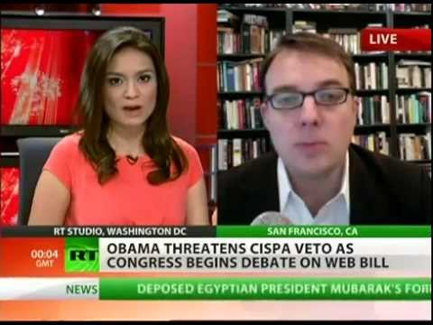 Obama Threatens CISPA Veto