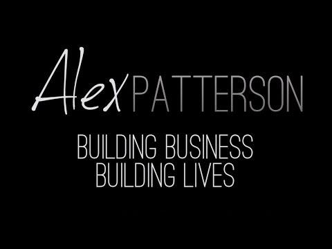 Alex Patterson: Clear Communication At Its Best