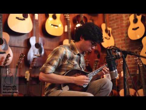 Ellis A5 at The Music Emporium