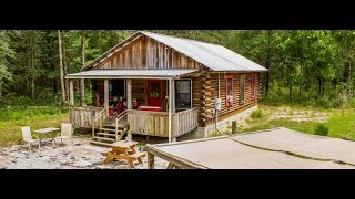 What Sacrifices Did Becky Make While Building Her Cabin?