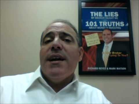 Richard E. Reyes, CFP Retirement Florida - Critical Question #1 - Are You A Fiduciary?