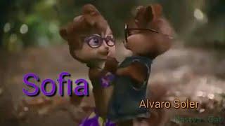 Элвин и бурундуки - Sofia (Alvaro Soler)