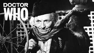 Classic Doctor Who: Season 1 Launch Trailer (1963-64) - Starring William Hartnell