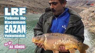 Gambar cover LRF Takımı İle Kocaman Sazan Balığı Yakaladık | O bir Ali KÖMBE (Keban Barajı)  | Carp Fishing