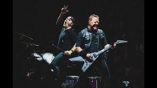METALLICA - Hardwired - live in Turin, 10-02-2018 (Multi-Cam - HQ Sound LiveMet.com)