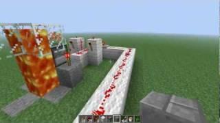 How to make a gun in Minecraft