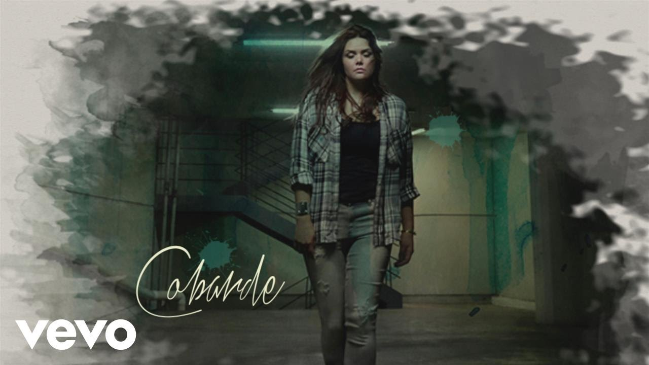Yuridia - Cobarde (Lyric Video)