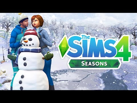 NEW SCREENS FROM EA PLAY!☔🌞🍂⛄ // WEATHER UI, SCOUT BADGES + MORE! | THE SIMS 4 SEASONS NEWS |
